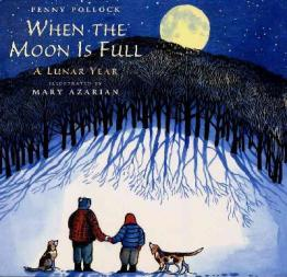 When the Moon is Full by Penny Pollack