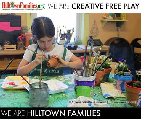 We Are Creative Free Play
