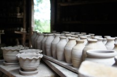 The self-guided Asparagus Pottery Trail will weave you through the Hilltowns and surrounding areas and allow you to visit with some of Western MA's most talented ceramic artists. Love pottery? Learn more at our post, Discovering History Through Pottery-Based Learning!